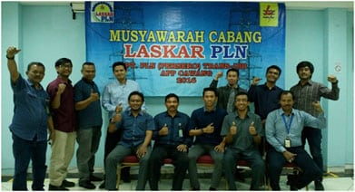 Photo of Muscab Laskar PLN DPC APP Cawang