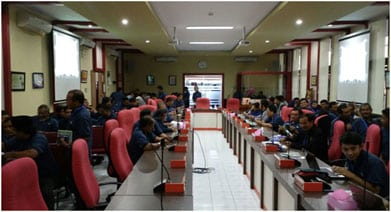 Photo of Muscab Pertama Laskar PLN