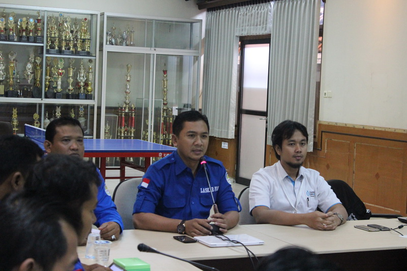 Photo of Rapat Pimpinan Nasional LASKAR PLN